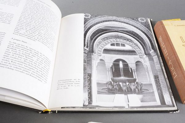 interesting Leica books: Leica-Technik and Leica Taschenbuch, 1964, Tabellen 1939, Leica System