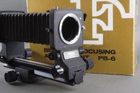 Nikon bellows PB-6, Boxed