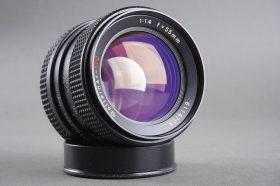 Rollei Sl35 Rolleinar 1:1.4 / 55mm lens QBM