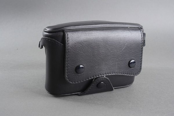 Leica leather camera case, M6 era