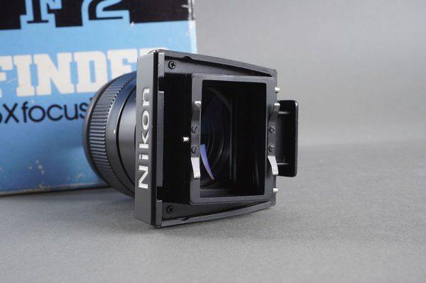 Nikon F2 Finder 6x Focusing DW-2, Boxed