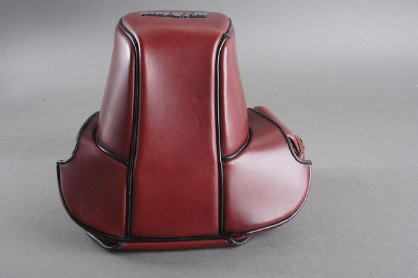 Nikon F3 leather camera case CF-20, very good condition
