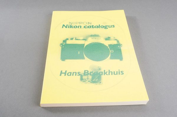 Nikon Catalogus by Hans Braakhuis (Nikon Collectors guide in Dutch)