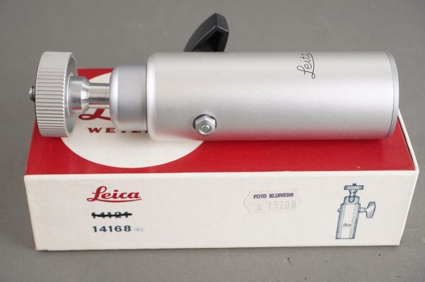Leica 14168 large ball head – boxed