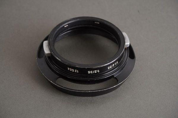 Leica Leitz 12504 lens hood for 35mm Summicron and Summilux lens