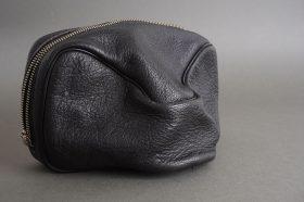 original Benser soft leather camera case, for Leica R and other cameras