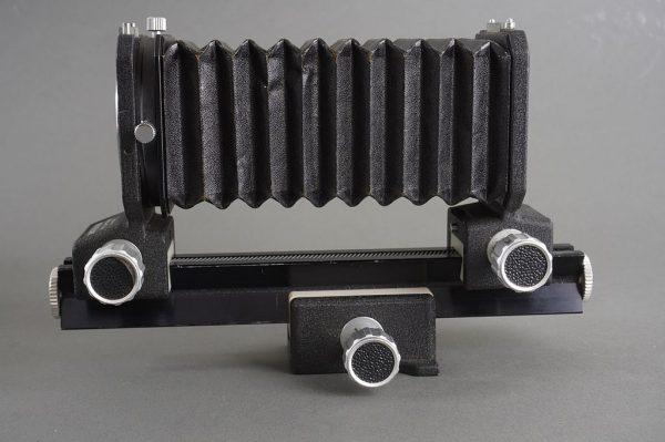 Asahi Pentax auto bellows with no camera mount