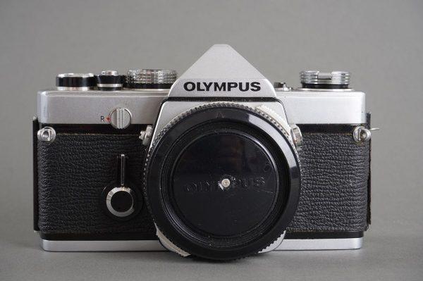 Olympus OM-1 pinhole camera :)