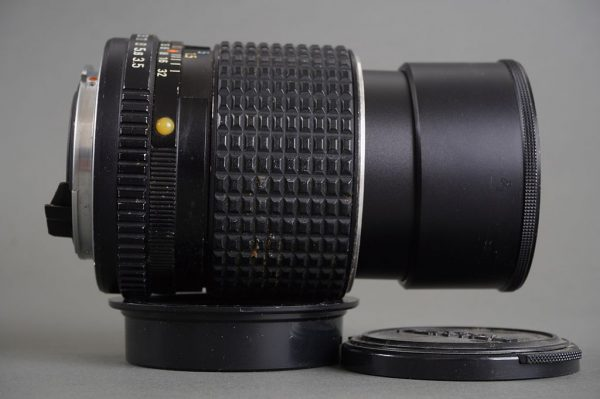 SMC Pentax-M 135mm 1:3.5 PK Mount lens