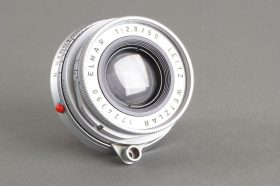 Leica Leitz Wetzlar 50mm 1:2.8 Elmar M mount lens, collapsible
