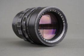 Leica Leitz Canada Summicron-M 90mm 1:2, black lens
