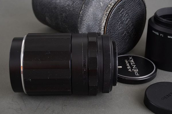 S-M-C Takumar 135mm 1:3.5 lens in M42 mount