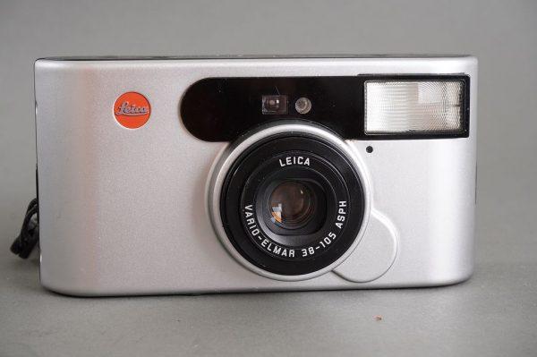Leica C1 compact camera with Vario-Elmar 38-105 ASPH lens – defect