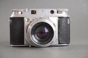 Voigtlander Prominent + Ultron 2/50 lens