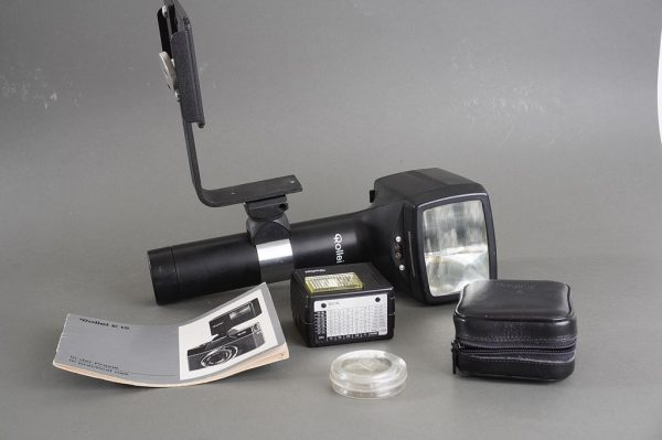 Rolleifilter UV, bayonet I mount + some big extras