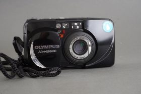 Olympus mju zoom 140 compact AF camera, all weather