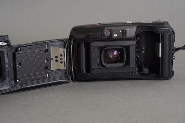 Olympus mju zoom 140 compact AF camera, all weather