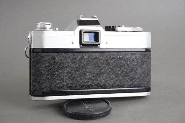 Canon FT QL camera + Canon lens FL 50mm 1:1.8