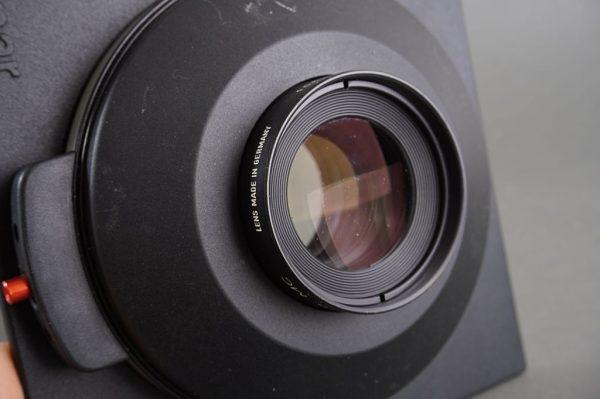 Rodenstock APO-Ronar 300mm 1:9 MC in Sinar DB board