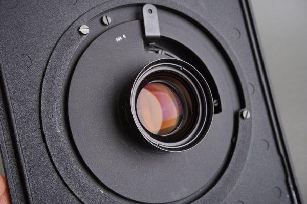 Schneider Kreuznach Symmar-S 5.6/150 lens on Sinar DB board