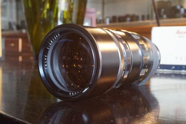 Leica Telyt 4.8 / 280mm M for Visoflex