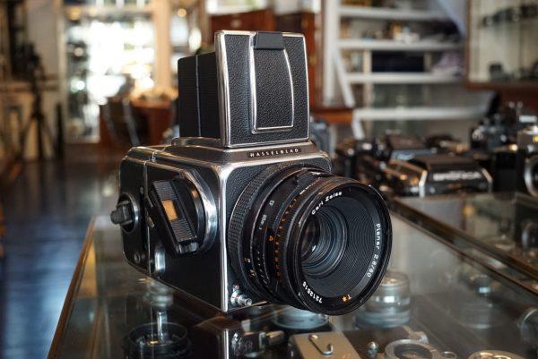 Hasselblad 500C/M + A12 + CF Planar 80mm f/2.8 T*