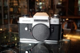 Leica Leicaflex SL Chrome body, Boxed