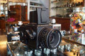 Hasselblad 503CW + A12 + Planar 80mm f/2.8 CB
