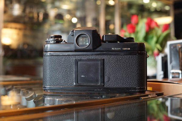 Nikon F3 + E 50mm f/1.8 AIS