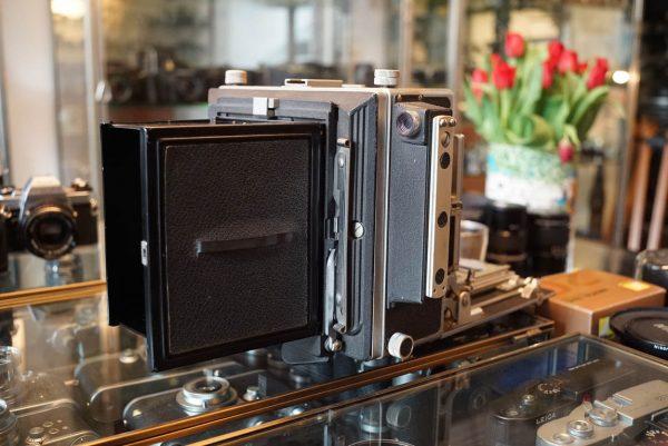 MPP 4×5 field camera + Boyer Paris lens