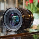 SMC Pentax-A 645 1:2.8 / 45mm lens