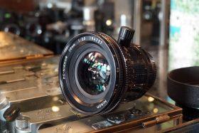 Nikon PC-Nikkor 3.5 / 28mm Perspective control lens