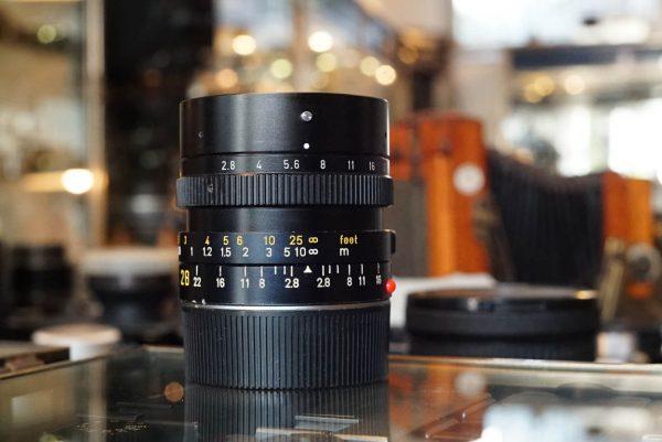 Leica Leitz Elmarit-M 1:2.8 / 28mm M