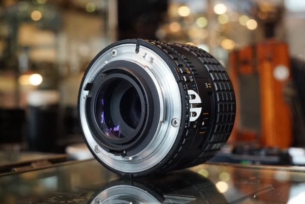 Nikon lens series E 1:2.8 / 100mm ais