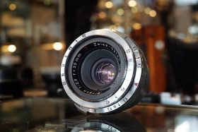 Zeiss Opton Biogon 1:2.8 / 35mm lens for Contax rangefinder