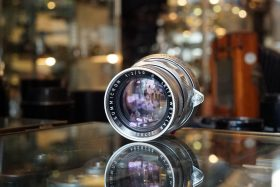 Leica Leitz Summicron 1:2 / 50mm Rigid, very late