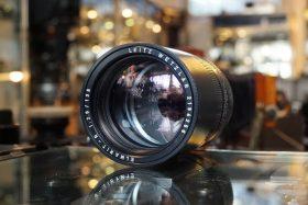 Leica Leitz Elmarit-R 2.8 / 135mm 3-cam lens