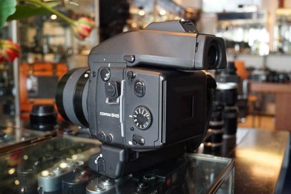 Contax 645 + Zeiss Planar 1:2 / 80mm kit