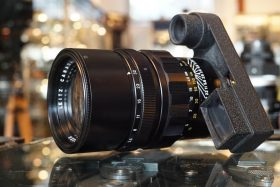 Leica Leitz Elmarit 1:2.8 / 135mm M mount lens
