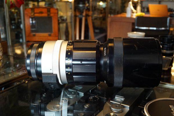 Nikon Nikkor-H 1:4.5 / 300mm pre-AI