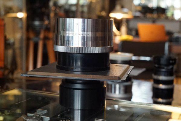 Carl Zeiss Sonnar 1:4.8 / 180mm lens for Linhof