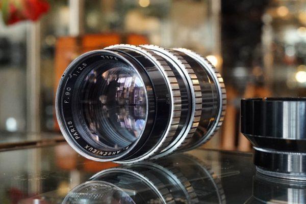 Angenieux Paris 90mm f/2.5 Y12 M42 mount