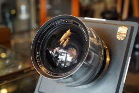 Carl Zeiss Biogon 1:4.5 / 53mm lens for Linhof