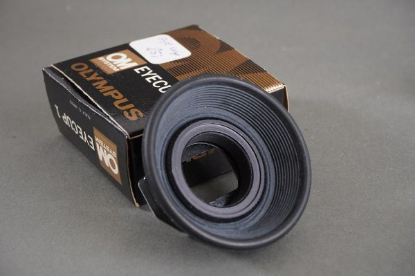 Olympus OM Eyecup 1 (boxed) with +2 correction diopter