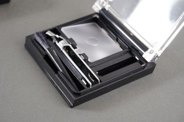 Olympus OM 1-4 focusing screen in wrong box