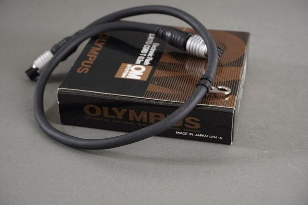 Olympus Electronic Flash TTL auto cord T 0.3m