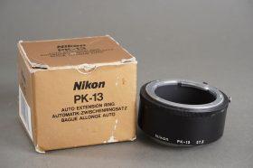 Nikon PK-13 auto extension tube – boxed