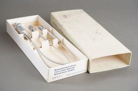 Leica Leitz double cable release, boxed