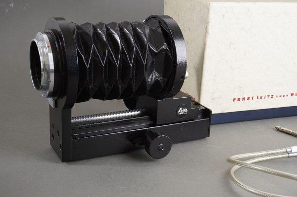Leica Leitz 16860 bellows for R cameras, boxed