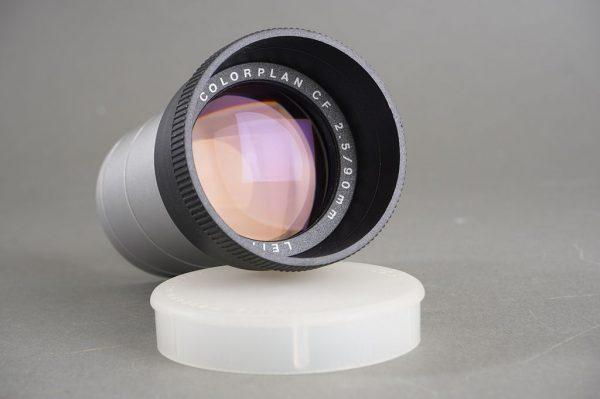 Leica Leitz Colorplan CF 2.5/90 projection lens
